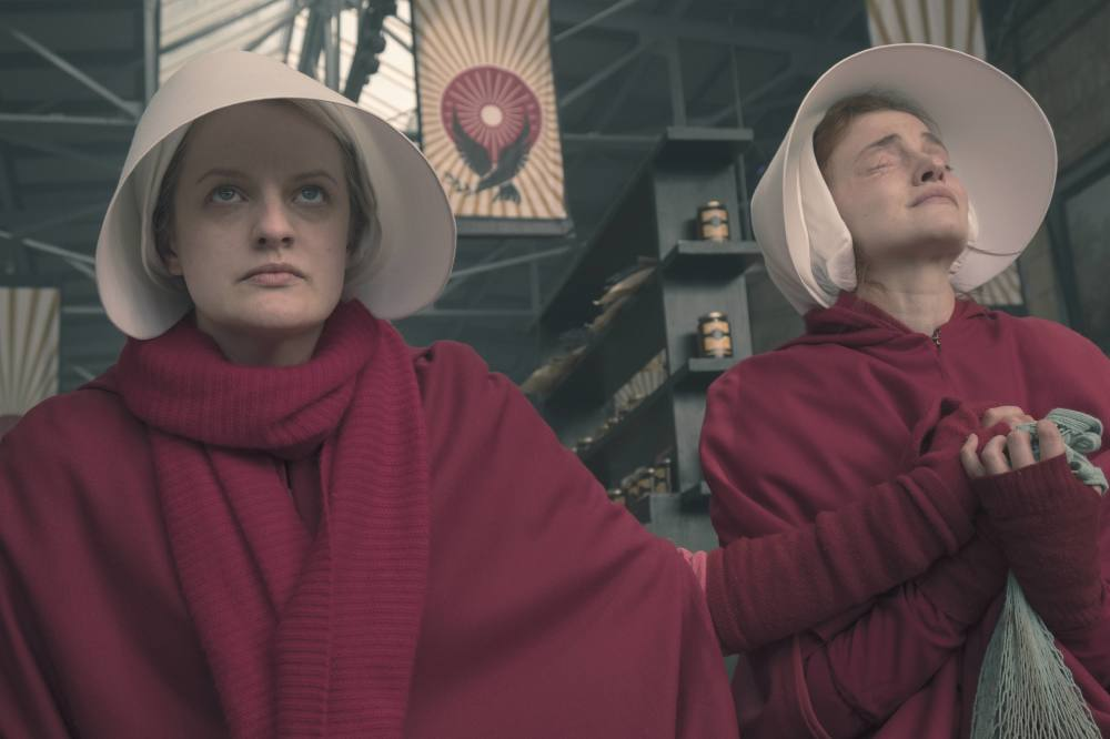 The Handmaid's Tale gets darker throughout the new episodes